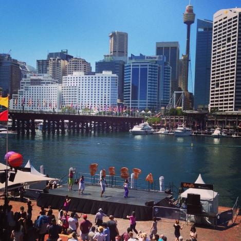 Darling Harbour Fiesta