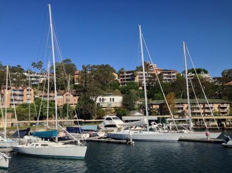 Mosman Bay Sydney