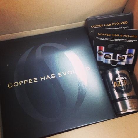 Nescafe Azera coffee