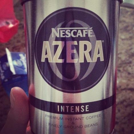 Nescafe Azera Intense blend