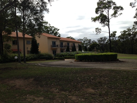 Staying at Villa Provence Hunter Valley