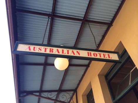 The Australian Hotel Sydney