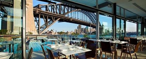 View at Aqua Sydney