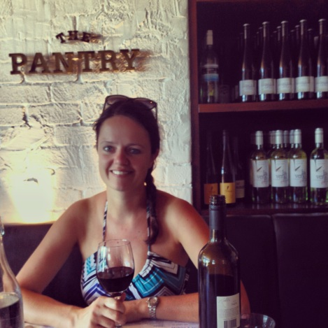 Eating at The Pantry Manly