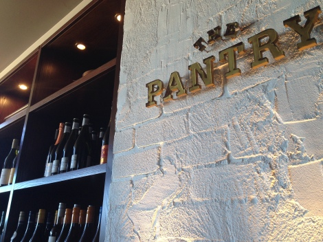 Lunch at The Pantry in Manly